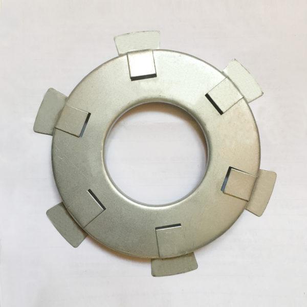 Iron Plate For Airway Polishing Wheel 1