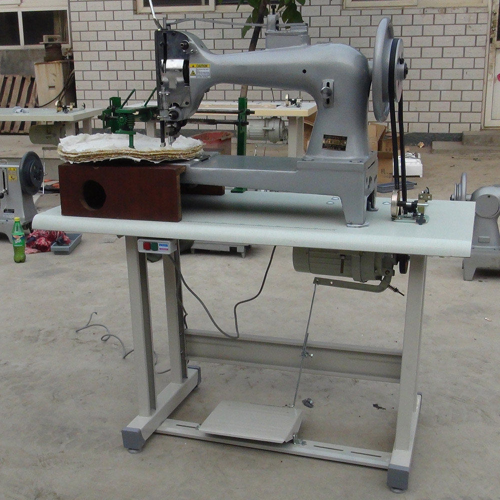 SG01M Buffing Wheel Spiral Stitch Sewing Machine with Low Cost