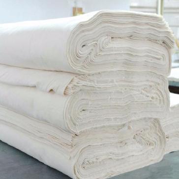 Poplin Cotton Fabric for Airway Buffing Wheel