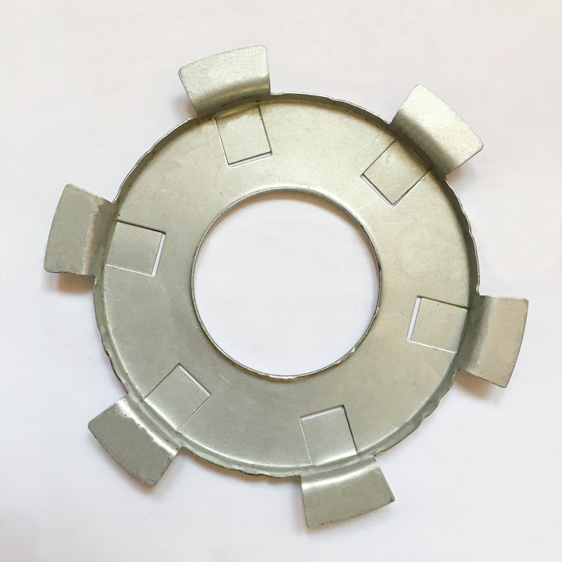 Iron Plate For Airway Polishing Wheel