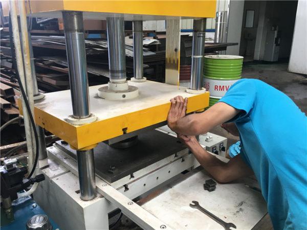 CRA-600 Buffing Polishing Wheel Pressing Machine