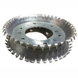 Iron Plate/Steel Ring for Making Airway Buffing Wheel
