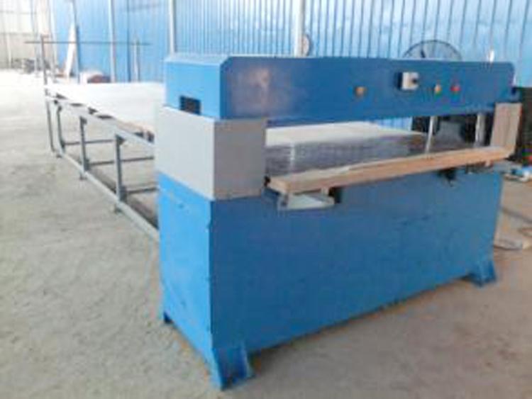 Four-column Hydraulic Press Sisal Cloth Cutting Machine XLJP3-350